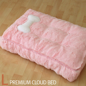 Affetto Premium Cloud Beds PINK