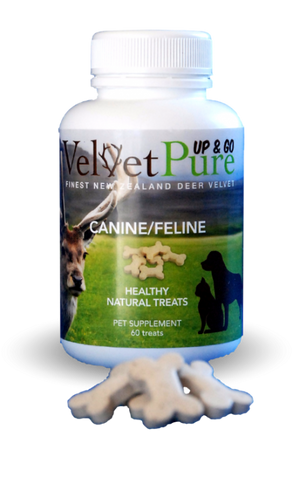 Velvet Pure Up & Go Canine/Feline Treats