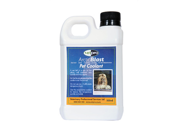 Hyperthermic Pet Coolant 500ml