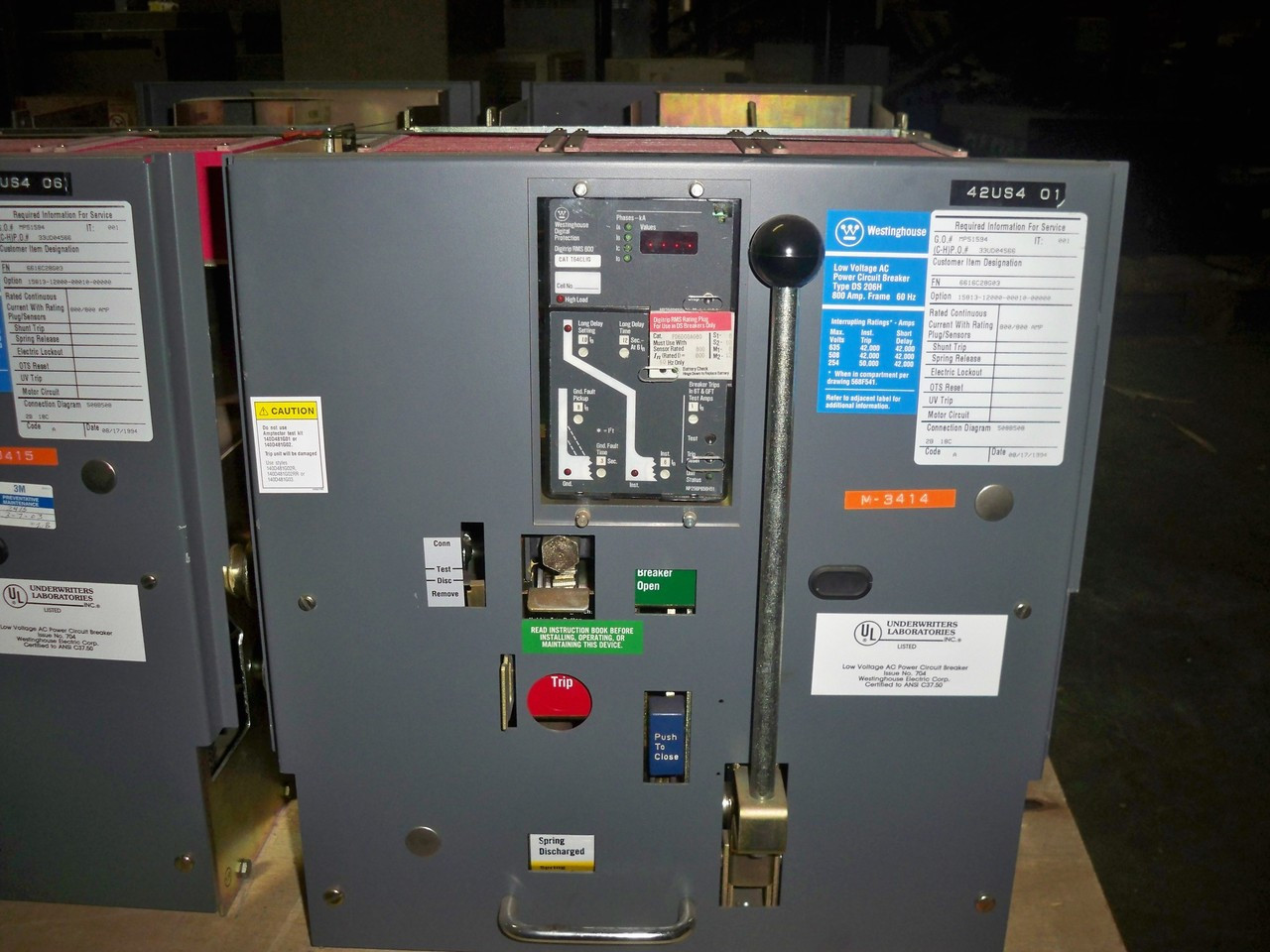 Missouri Circuit Breaker Chart - Wiring Diagram For Light Switch •
