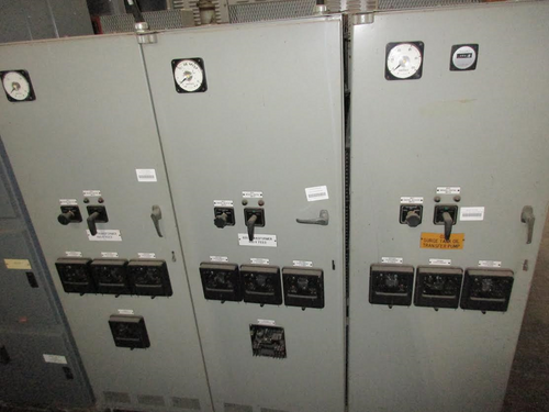 Allis-Chalmers 4160V Switchgear (#91)