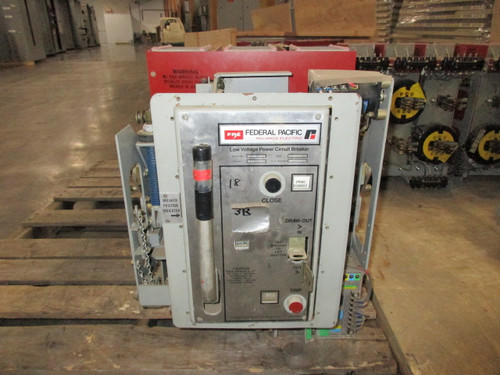 FPS5-30 Federal Pacific 800A MO/DO LSIG Air Circuit Breaker