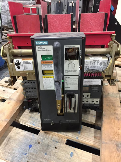 RL-2000 Siemens 2000A EO/DO LSG Air Circuit Breaker