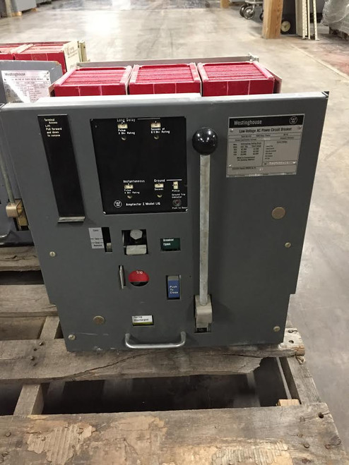 DS-416 Westinghouse 1600A MO/DO LIG Air Circuit Breaker (Parts Breaker)
