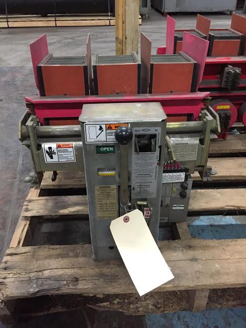 RL-2000 Siemens 2000A MO/DO LI Air Circuit Breaker