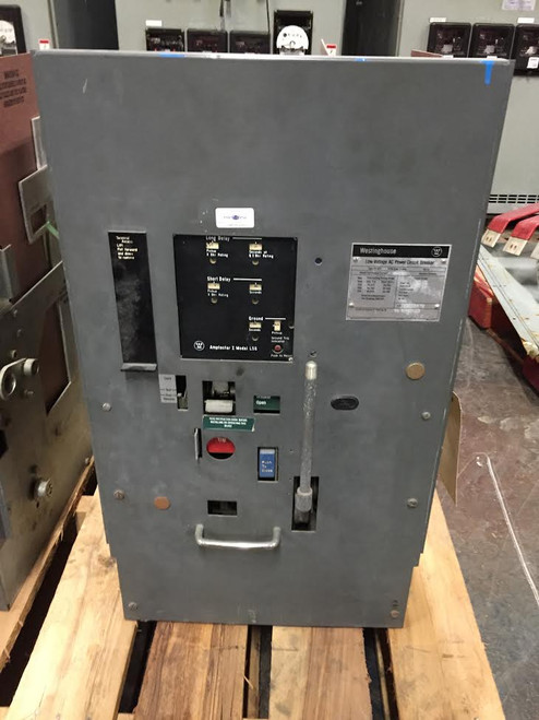 DS-632 Westinghouse 3200A EO/DO 2400A Cont. Current LSG Air Circuit Breaker