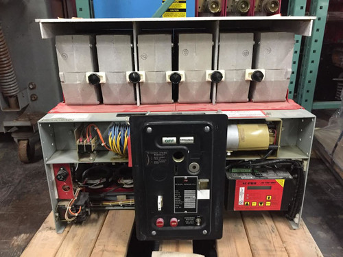 75H-2 Federal Pioneer 3000A EO/DO Air Circuit Breaker W/AC-PRO