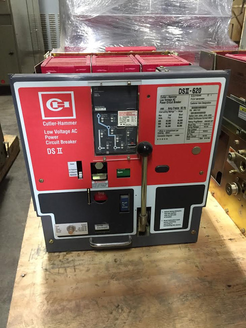 DSII-620 Cutler-Hammer 2000A EO/DO LSIG Air Circuit Breaker