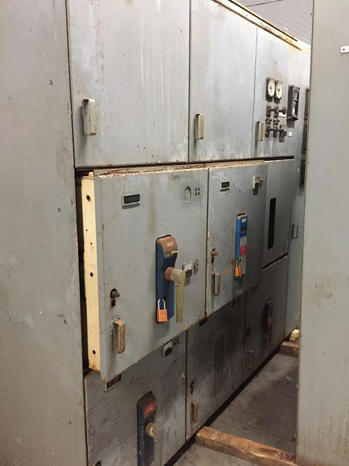 GE AKD-5 Switchgear (#153)