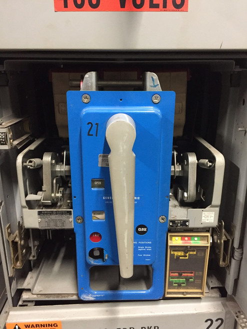 AKR-5A-30H GE 800A MO/DO LIG Air Circuit Breaker