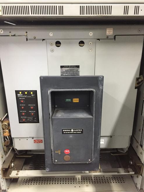AKR-7D-100 GE 4000A EO/DO LSG Air Circuit Breaker