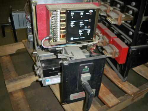 DB-25 Westinghouse 600A MO/DO LSG Air Circuit Breaker