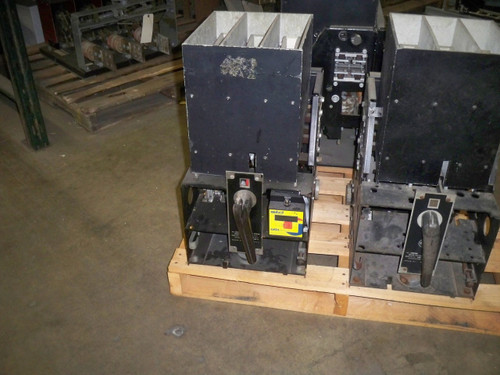 DMP-25 Federal Pacific 600A MO/DO LSIG Air Circuit Breaker