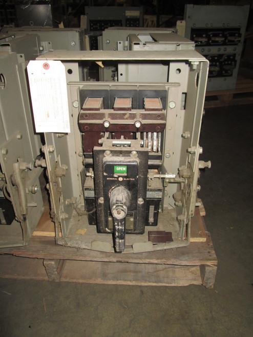 AK-1-15 GE 225A MO/DO LSI Air Circuit Breaker