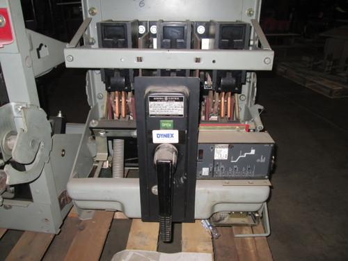 AK-1-50-2 GE 1600A MO/DO LSI Air Circuit Breaker