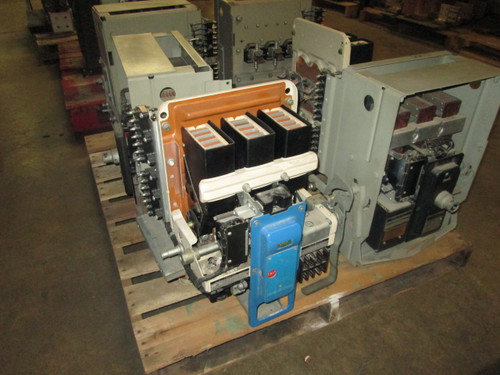 AK-2-25-2 GE 600A EO/DO LI Air Circuit Breaker
