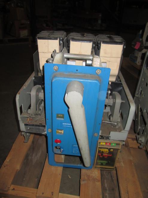 AKR-5A-50 GE 1600A MO/DO LSG Air Circuit Breaker