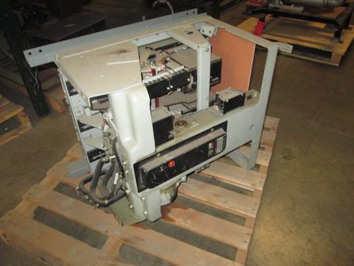 AK-2-75-1 GE 3000A EO/FM Air Circuit Breaker
