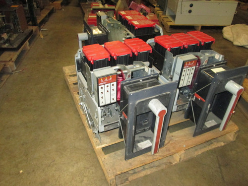 AKR-6D-30H GE 800A MO/DO LSIG Air Circuit Breaker
