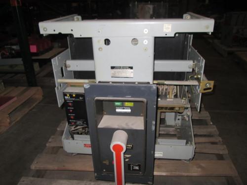 AKR-7D-75 GE 3200A MO/DO LS Air Circuit Breaker