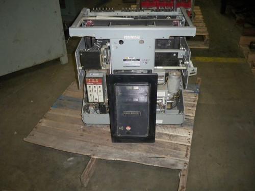 AKR-7D-75 GE 3200A EO/DO LSIG Air Circuit Breaker