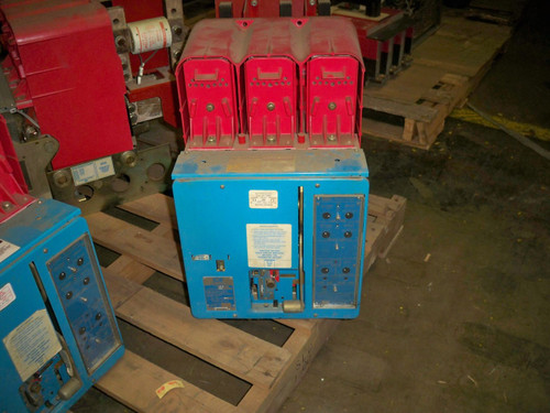 LKD16 BBC 1600A MO/DO LSIG 1600A Fused Air Circuit Breaker