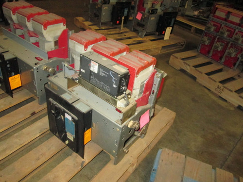 K-1600 ITE Red 1600A MO/DO LSI Air Circuit Breaker