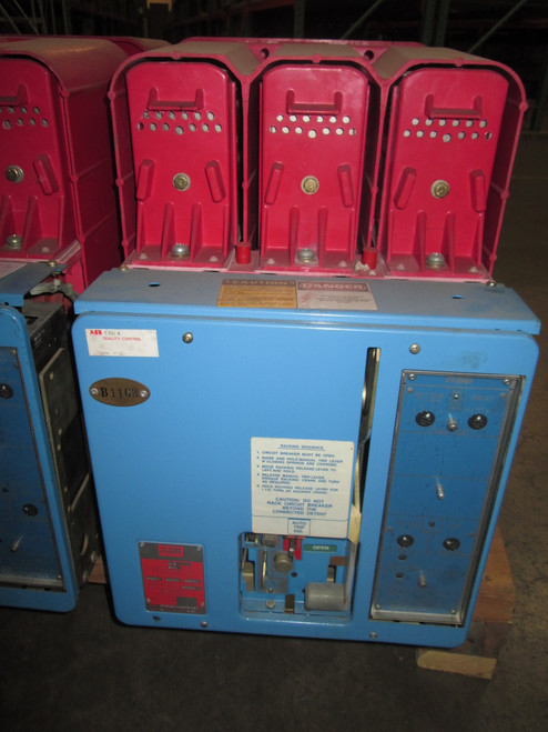 LK-8 ABB 800A MO/DO LI Air Circuit Breaker