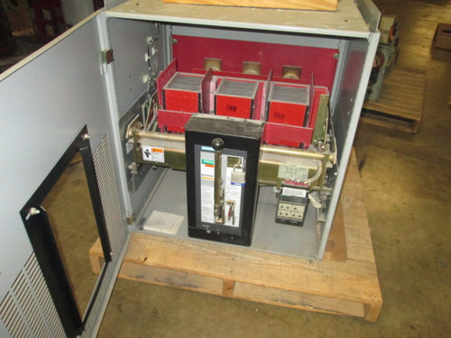RL-3200 Siemens 3200A MO/DO LSIG Air Circuit Breaker W/Cell