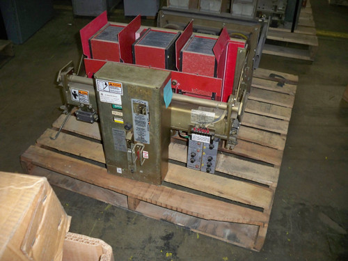 RL-3200 Siemens-Allis 3200A EO/DO LSIG Air Circuit Breaker