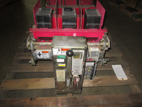 RL-800 Siemens-Allis 800A MO/DO LSIG Air Circuit Breaker