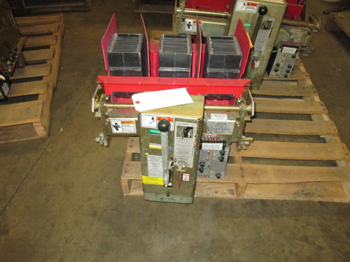 RLX-800 Siemens 800A MO/DO LIG Air Circuit Breaker