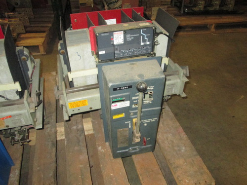 LA-1600 Allis-Chalmers 1600A MO/DO LSIG Air Circuit Breaker
