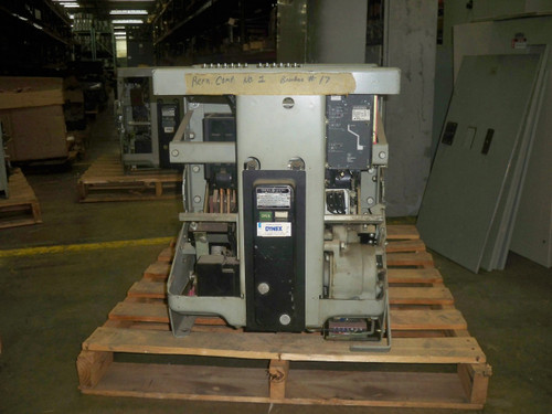 AK-1-50-1 GE 1600A EO/DO LI Air Circuit Breaker