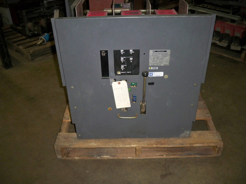 DS-840 Square D 4000A EO/DO LSI Air Circuit Breaker