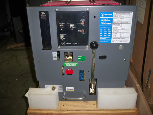 DS-420 Westinghouse 2000A EO/DO LI Air Circuit Breaker (New Surplus)