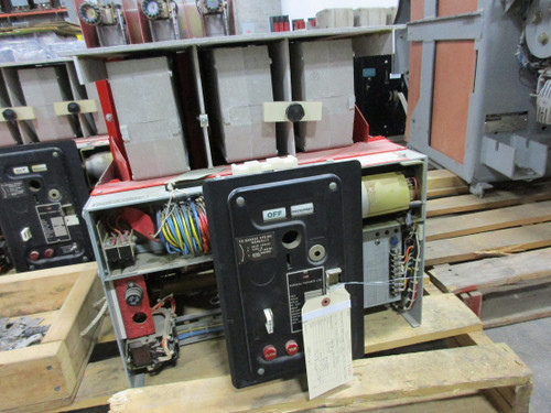50H-2 Federal Pioneer 1600A EO/DO LSIG Air Circuit Breaker