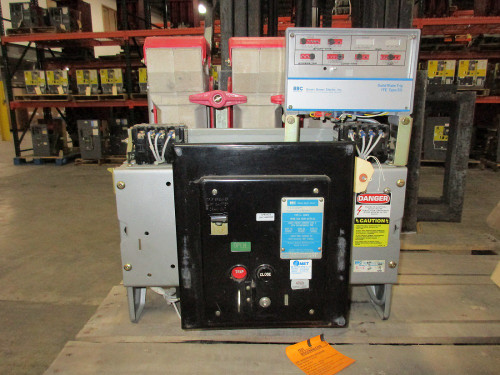 K-2000S ITE/BBC Red 2000A EO/DO LSI Air Circuit Breaker