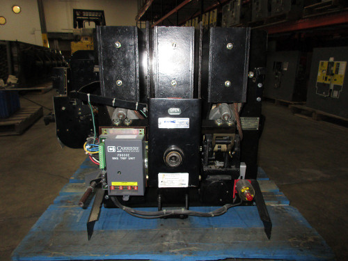G-50A Allis-Chalmers 300A MO/DO LSIG Air Circuit Breaker (No Handle)