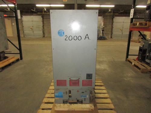 5HK ITE 2000A 4.76KV EO/DO Air Circuit Breaker