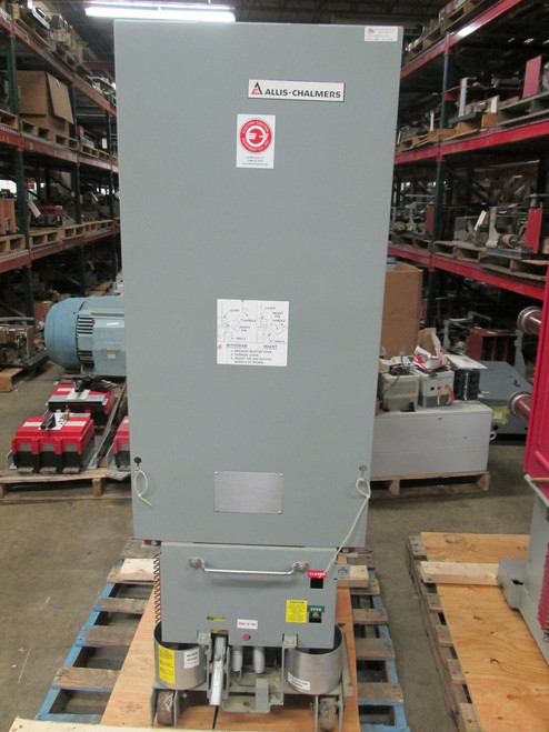 MA-350C-1 Allis-Chalmers 1200A 4.76KV EO/DO Air Circuit Breaker
