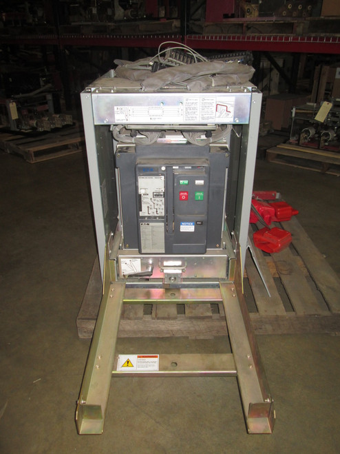 150VCP-T16 Eaton/Cutler-Hammer 1200A 15KV rms Vacuum Circuit Breaker W/Cell