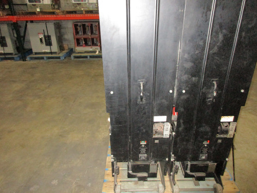 50 DH 75 Westinghouse 1200A 4.76KV Air Circuit Breaker.