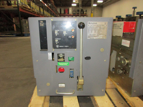 DS-416S Westinghouse 1600A MO/DO LI Air Circuit Breaker