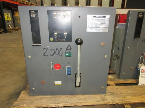 DS-420 Square D 2000A EO/FM LIG Air Circuit Breaker