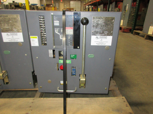 DS-416 Westinghouse 1600A Frame 300A Cont. Current MO/DO LS Air Circuit Breaker