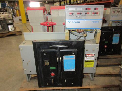 K-1600S Gould/ABB/ITE Red 1600A MO/DO LIG Air Circuit Breaker