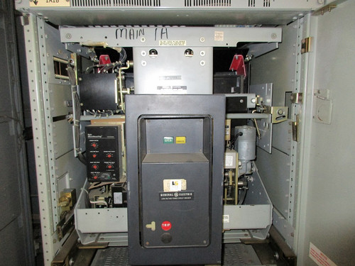 AKR-8D-100 GE 4000A EO/DO LSG Air Circuit Breaker (In Structure)