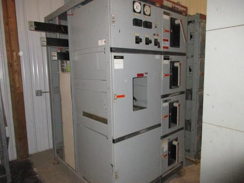 GE AKD-8 Style 2 Switchgear (#1)