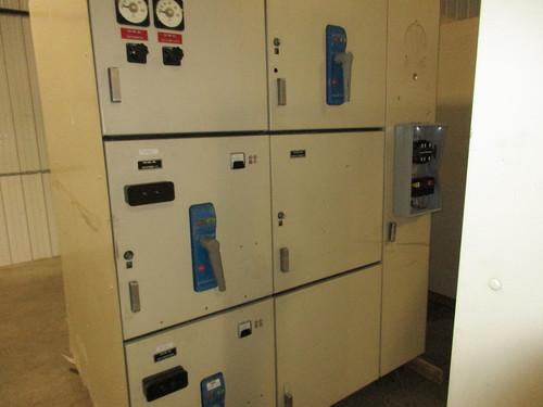 GE AKD-5 Switchgear (#7)
